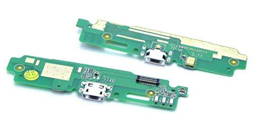 Handywest Compatible con Xiaomi RedMi 3S RedMi3S Conector de carga Flex Micro USB Hembra Flexcable Flex Cable USB Dock Connector Cargador Micrófono