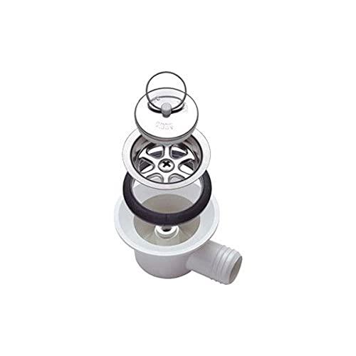 DOMETIC 9102300084 Siphon, grau, Standard