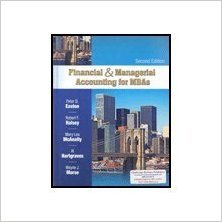 Financial & Managerial Accounting for MBAs 2nd Edition by Peter D. Easton [Hardcover]