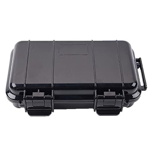 Caja de herramientas al aire libre a prueba de golpes Resistente a la presión a prueba de polvo Caja de herramientas sellada ABS Caja de herramientas de plástico Caja de secar Almacenamiento de hardwa
