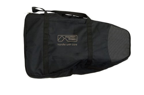 Travel Bag Sac de transport noir pour Mountain Buggy Duo et Duet