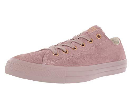 Converse Taylor All Star OX, Chucks, Hohe Sneaker, für Erwachsene, unisex, Violett - Burnished Lilac Rose Gold Exclusive - Größe: 36.5 EU
