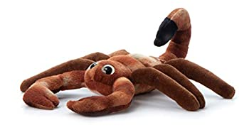 The Petting Zoo Scorpion Stuffed Animal Gifts for Kids Wild Onez Zoo Animals Scorpion Plush Toy 7 inches