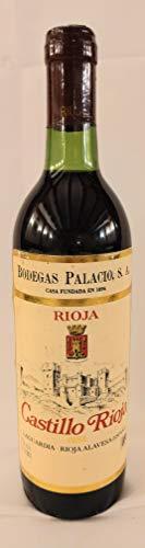 Castillo Rioja Crianza 1981. Bodegas Palacios S.A. Spanischer Rotwein. D.O.C. Rioja