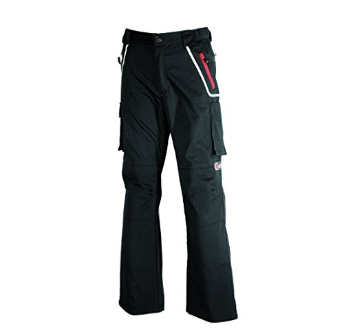 IXS CHICAGO werkbroek zwart - Work Wear maat 40