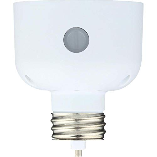 Westek SMARTLAMP Wi-Fi Indoor WiFi Enabled Screw-in Lamp Switch/Timer by Amertac, Works with Alexa-Control Phone or Tablet, Easy Install-Ideal for Vacations, Customize Your Lighting from Anywhere