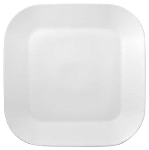 Kahla - Porcelaine pour les Sens 423332A90042C Cumulus Plat de Service Carré Blanc 27 x 27 cm