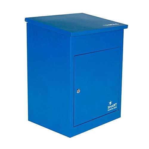 Paketbriefkasten Smart Parcel Box, blau - 2