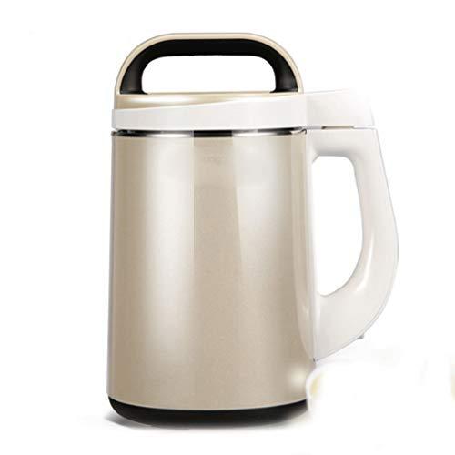 TWDYC Intelligente Edelstahl leicht zu reinigen und Quiet Soymilk Kochmaschine