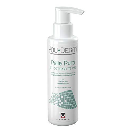 Youderm Pelle Pura Gel Detergente Viso - 200 ml