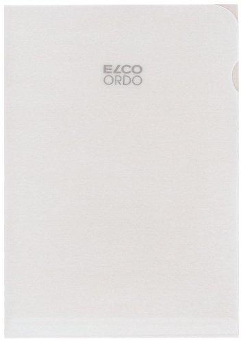 Elco 29490.14 Ordo Organisationsmappe, 220 x 310 mm, 80 g, weiß/transparent