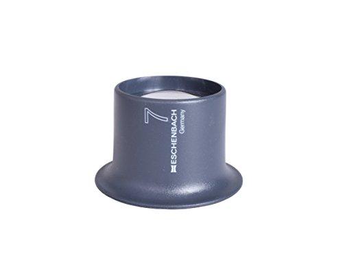 Eschenbach 0007645300007–UHRMACHERLUPE MIT GLASLINSE