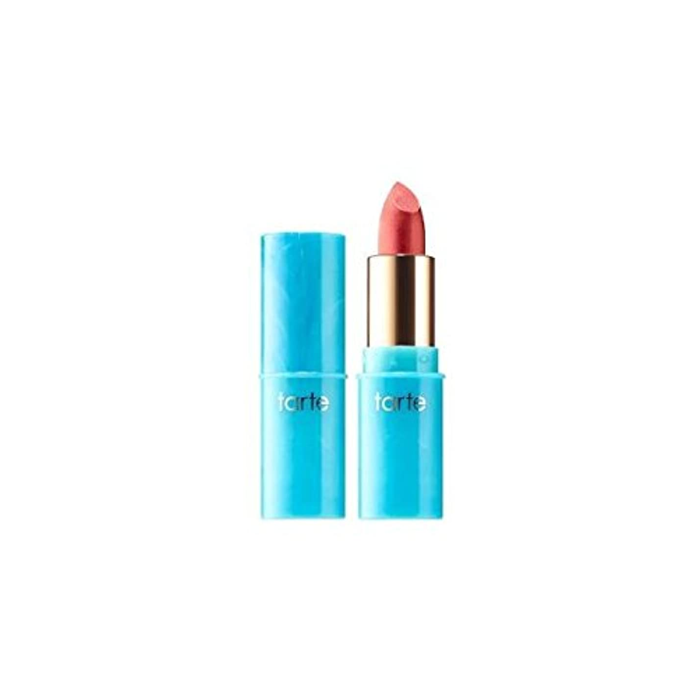 責める威信無駄tarteタルト リップ Color Splash Lipstick - Rainforest of the Sea Collection Metallic finish