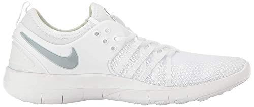 Nike Damen WMNS Free Tr 7 Sneaker, Weiß (White/Pure Platinum/Black/White), 38.5 EU