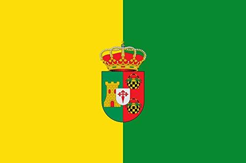 magFlags Bandera Large Torrenueva, Ciudad Real, España | Bandera Paisaje | 1.35m² | 90x150cm