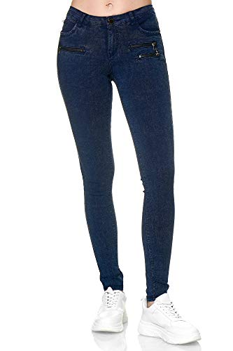 Girl Vivi Dames Jeans Slim Fit Chunkyrayan