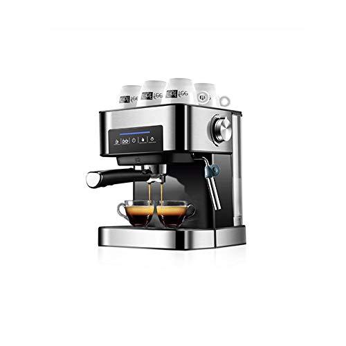 DAGONGREN Café express de la máquina, construido en leche vaporizador, la presión del sistema Cafetera, Hogar Máquina de café