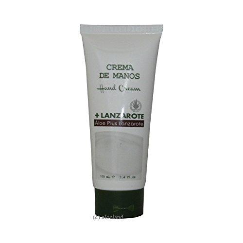 100 ml natürliche Handcreme mit Aloe Vera, Aloe Plus Lanzarote