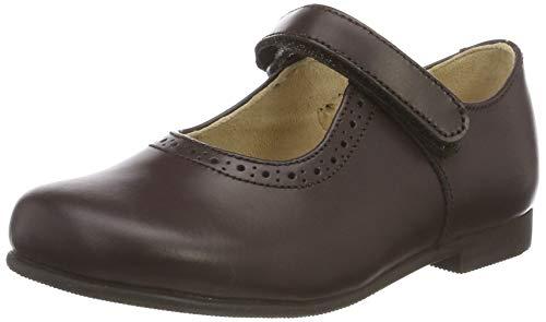 Start Rite Delphine, Ballerines fille - Marron (Brown Leather), 24 EU (7 UK)