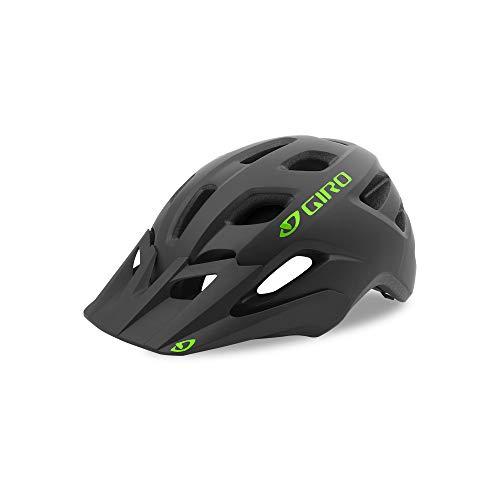 Giro TREMOR Unisex Fahrradhelm, Schwarz (mat black), 50-57 cm