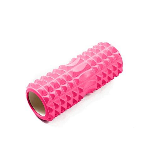QMMCK Hohe Yoga-Säule Mit Hoher Dichte Effiziente Massage Zum Stressabbau Schaumstoffrolle Multifunktionaler Fitnessschaumschaft 45 cm * 14 cm (002)