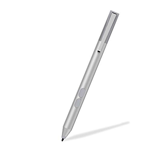 Pen compatible with Dell Specific models–1024 Levels of Pressure Sensitivity Compatible with Inspiron 7000, 7370, 7570, Inspiron 7373,7378