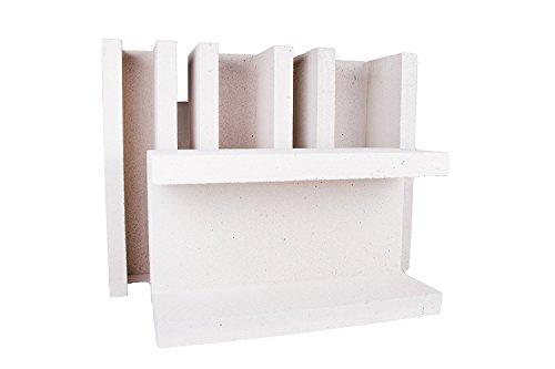 Porenbeton U-Schalen in verschiedene Breiten, Palettenpreis frei Haus geliefert !! (24x25x40cm)