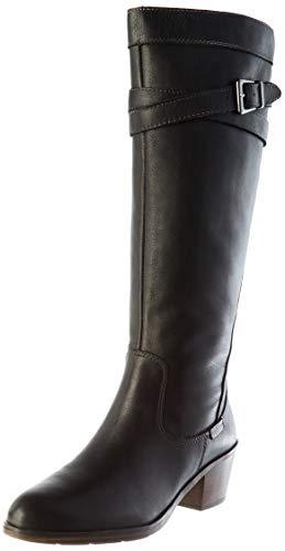 Pikolinos Damen Cuenca W4t Kniehohe Stiefel, Black, 42 EU