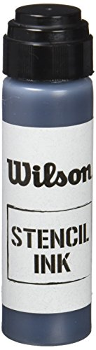 Wilson Saiten-Stift, Stencil Ink, schwarz, WRZ7426 BK
