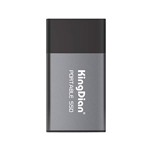 KingDian 500gb External SSD USB 3.0 3.1 Portable Solid State Drive (500gb)