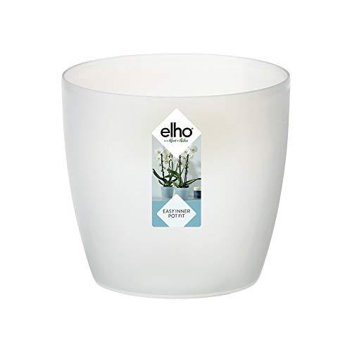 Elho Brussels Orchidee 12,5 - Blumentopf - Transparent - Drinnen  - Ø 13 x H 11.4 cm