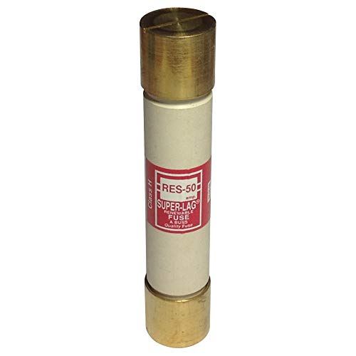 Bussman RES-50 Easy-to-use Super Lag 600 50 High quality Renewable Fuse