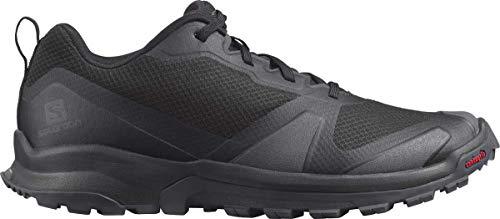 Salomon Damen XA COLLIDER W Trail Running Schuhe, Schwarz (Black/Ebony/Black), 39 1/3 EU