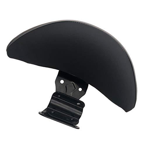 Respaldo Trasero para Pasajero Universal Almohadillas de Cojín para Motos Scooter