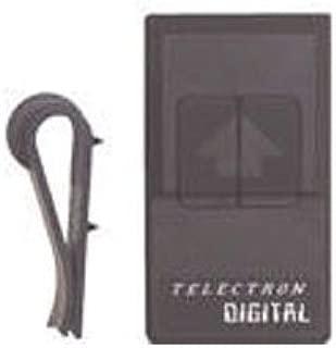Telectron Garage Door Openers T80G-RF225 Remote Control Transmitter