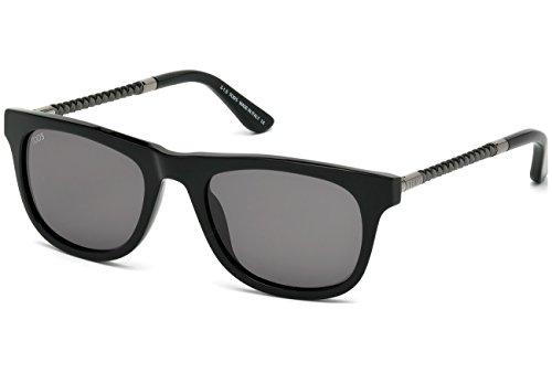 Tod's TO0182 C52 01A (shiny black/smoke) Sonnenbrillen