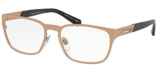 Bulgari 0BV 1098TK 2006 55 Gafas de sol, Rosa (Pink Gold Plated Matte), Hombre