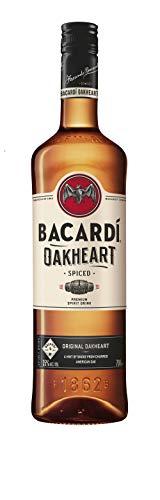 Bacardi Oakheart Spiced Rumspirituose, 700ml