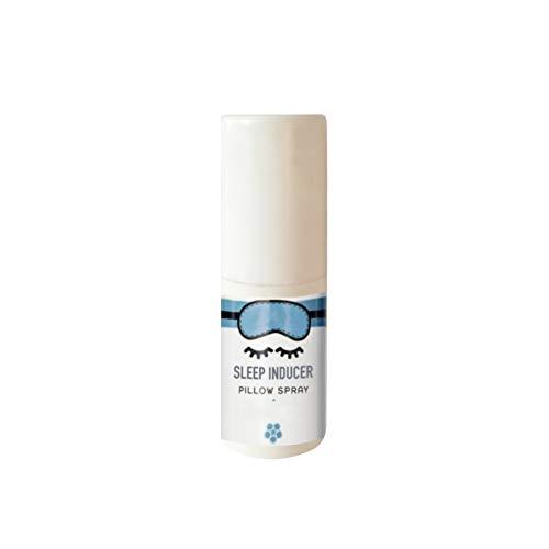 Weiweiba Sleep Pillow Spray-Natural Sleep Aid, Stress Relief and Deep Sleep Pillow Spray for Sleep Aid