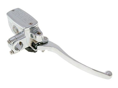 Bremszylinder vorn Chrom für GY6 Grand Retro (für Lenker d=22mm)