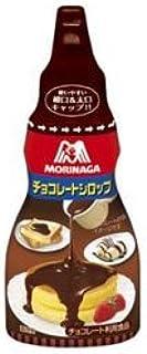 森永製菓 チョコレートシロップ 200g×40(5×8)本入×(2ケース)