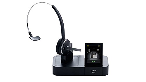 Jabra PRO 9470 Dual Mic (Noise Blackout), 9470-26-904-101 (Dual Mic (Noise Blackout) For desk and mobile phone)
