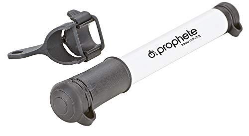 Prophete Mini-Luftpumpe für alle Ventilarten, weiß, M