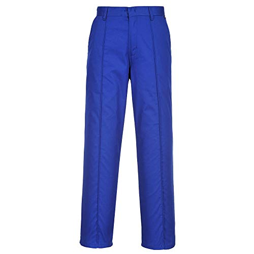 Portwest 2885Preston pantaloni, colore reale, taglia 34