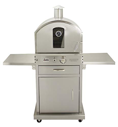 "Summerset Grills ""The Oven"" SS-OVFS-LP Outdoor Gas Oven Review"