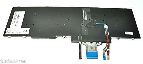 Dell 2R2P6 - Keyboard (German) - Backlit - Warranty: 6M