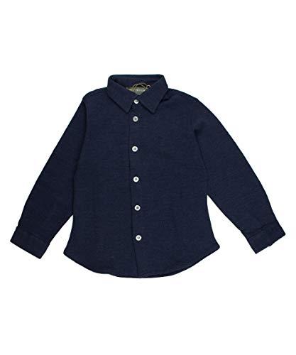 Trussardi Hemd - dunkelblau, Größe:12 Jahre / 152