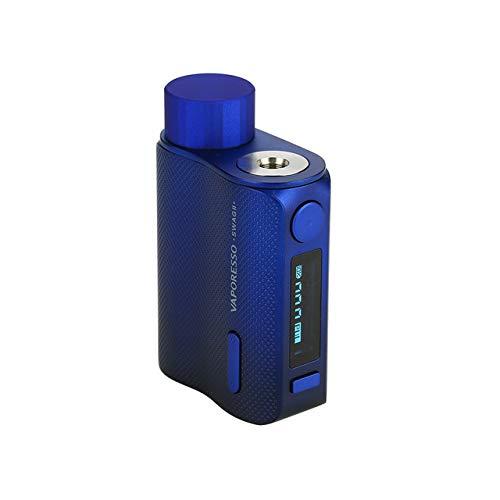 Neueste Original Vaporesso Swag 2 TC Box Mod 80W mit AXON Chip (Blau)