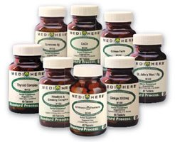 MediHerb - Rhodiola & Ginseng Complex 60 Tablets