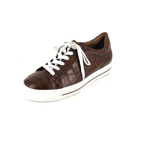 Paul Green Sneaker Schnürschuh braun 39